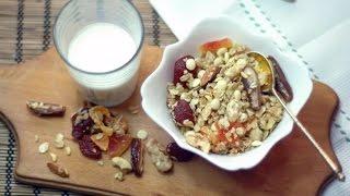 Простой рецепт альпийского завтрака