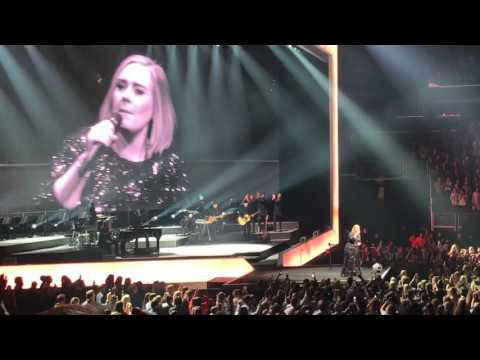 Rolling in the Deep (Adele - October 10, 2016)