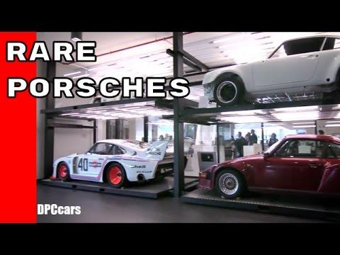 Rare Porsches - Secret Museum