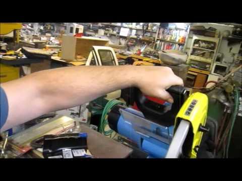 Jepson dry cut saw
