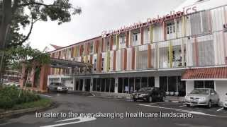 Official Reopening Singhealth Polyclinics