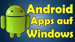 Android Apps auf Windows installieren Blue Stacks Tutorial [HD]