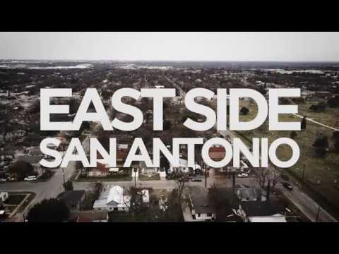 DJI Mavic Pro Vlog | East Side San Antonio [4K]