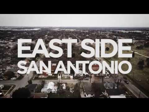 DJI Mavic Pro Vlog | East Side San Antonio [4K]