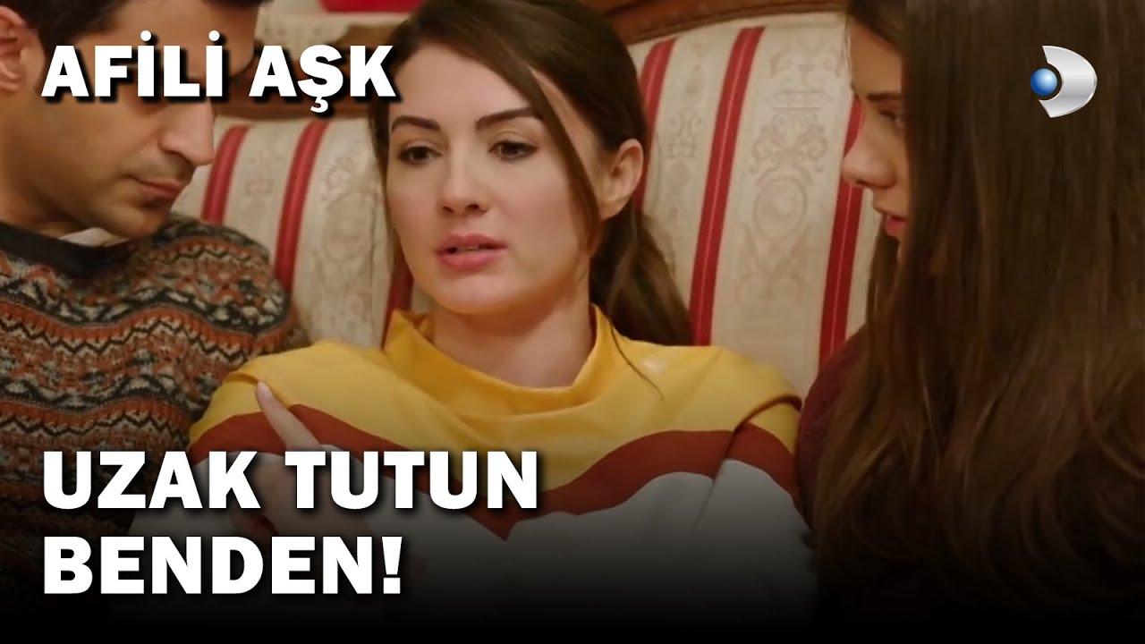 Erkut Ve Nazmiye, Ayşe'ye Zengin Koca Ayarlıyor! - Afili Aşk 31.Bölüm