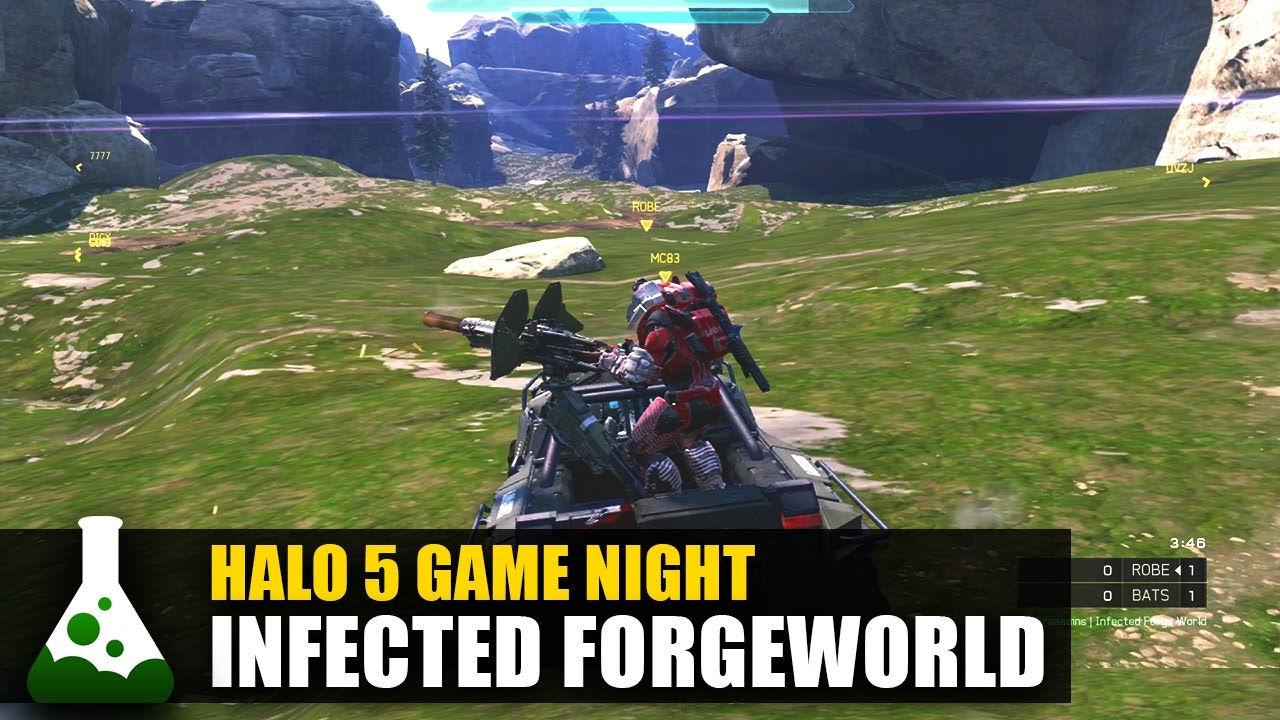 Halo 5: Game Night - Infected ForgeWorld