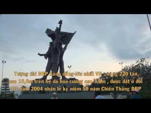 Du lịch Tây Bắc Việt Nam 2015, P7 : Điện Biên Phủ