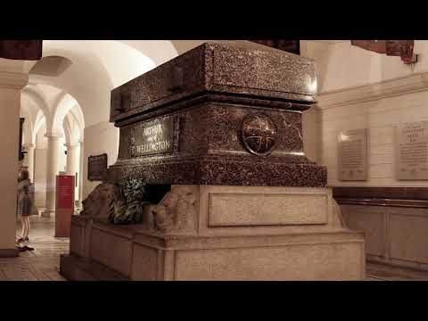 Duke of Wellington - St Paul's Multimedia Guide