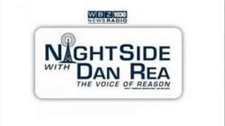 WBZ Nightside with Dan Rea, MA DPH Medica Marijuana Protest