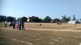 Sambhag level game Anuppur Tulsi college