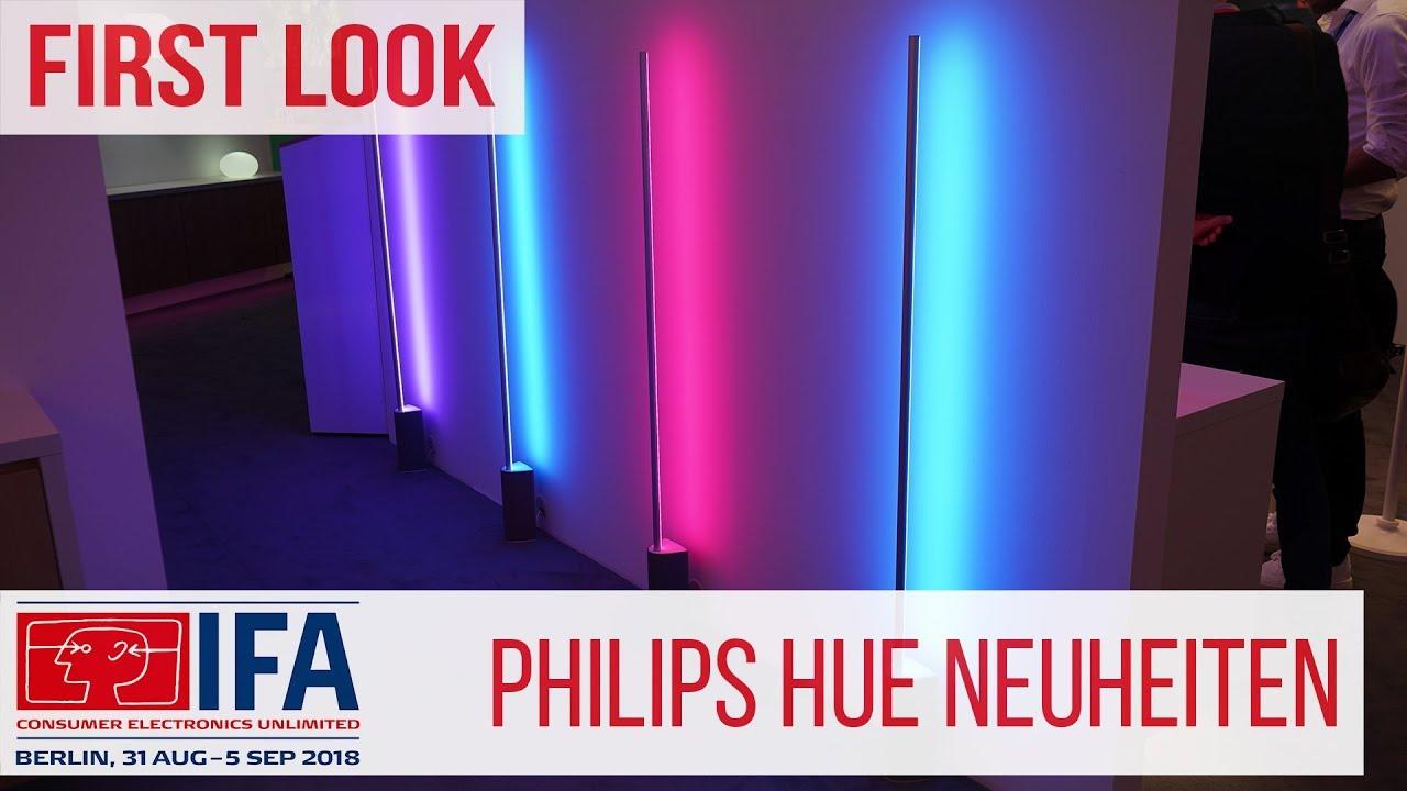 Philips Licht Hue : Philips hue welche neuheiten gibt es auf der ifa first