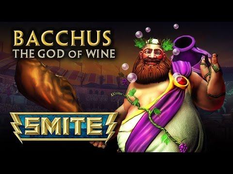 видео: smite Гайд по игре bacchus