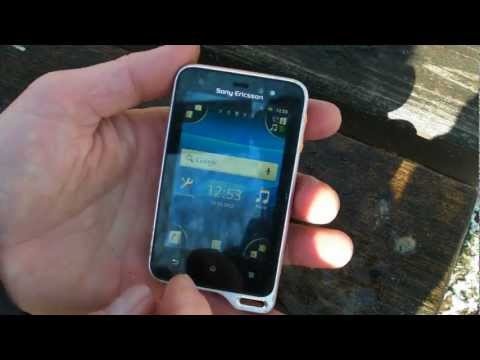 Sony Ericsson Xperia Active im Härtetest - Teil 1