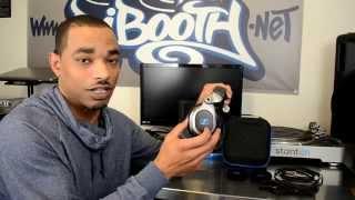 Sennheiser HD8 DJ Professional Headphones Video Review