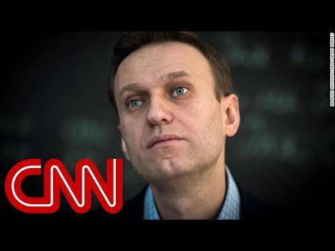 Russian opposition leader slams Putin's regime: It's built on corruption