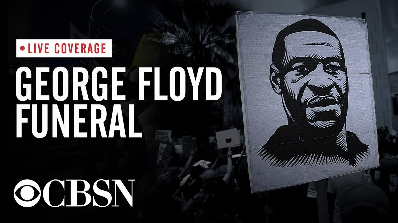 Livestream: George Floyd's funeral in Houston