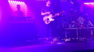 White Lies - Swing - live at Keele Uni 11/03/17.