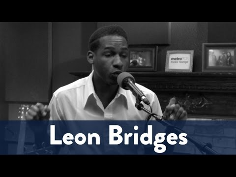 Leon Bridges - Smooth Sailin' [Acoustic] | KiddNation