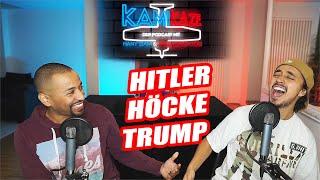 KAMIKAZE – Folge 2: Hitler, Höcke & Trump | Der Podcast mit Hany Siam & Salim Samatou