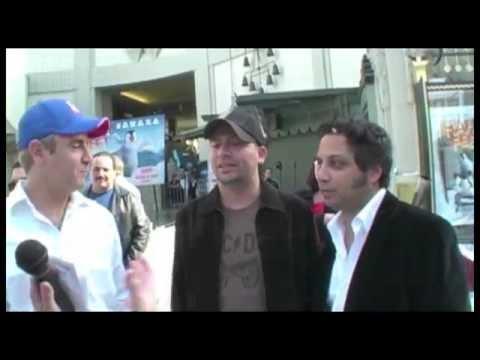 'Happy Feet' Carlos Alazraqui, Johnny Sanchez III, and Lombardo Boyar Interview
