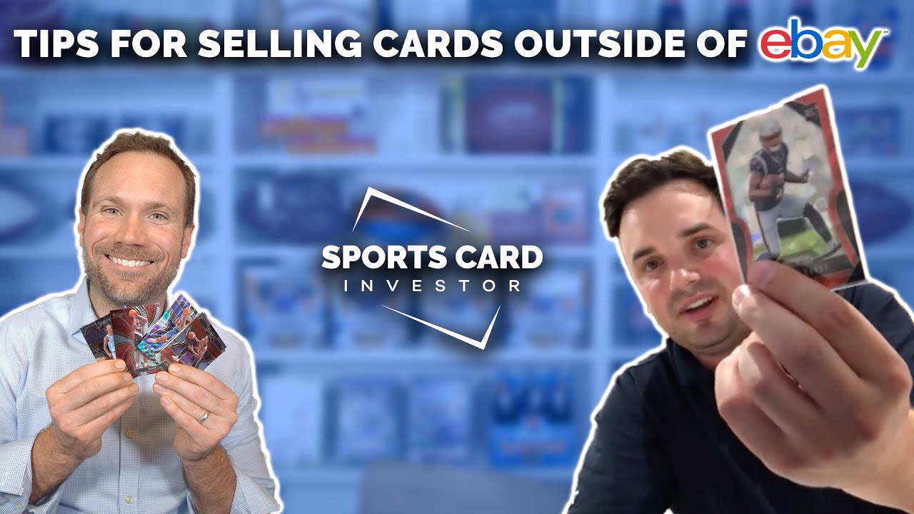 Save Fees By Selling Sports Cards Outside Of Ebay Tips For Facebook Groups Comc More Sports Card Investor