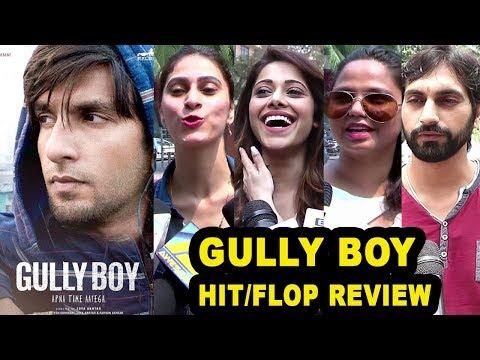 GULLY BOY Movie Hit ya Flop Honest Review By Public - Ranveer Singh,Alia Bhatt Mp3