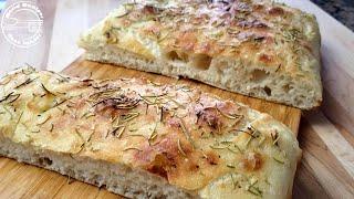 Как Приготовить Вкуснейший Итальянский Хлеб Фокачча