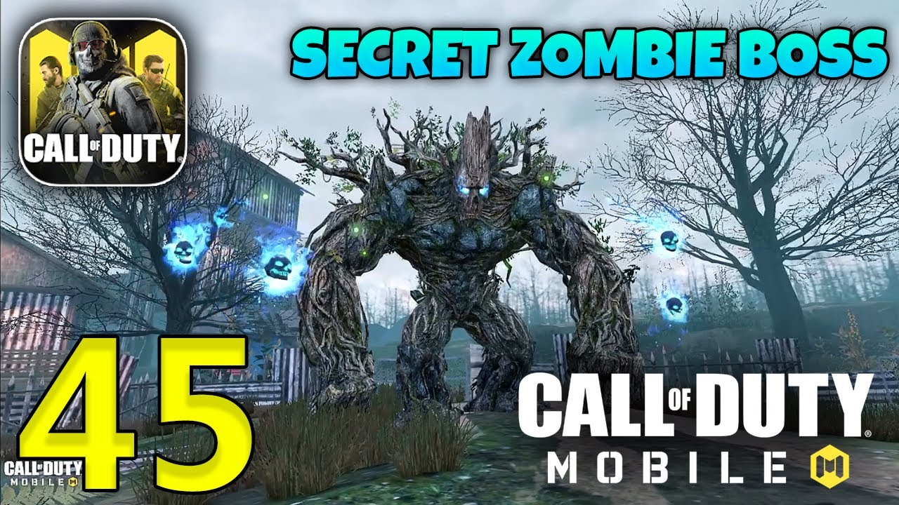 call of duty mobile zombies