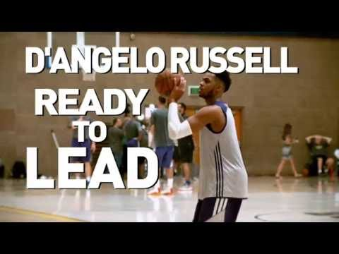 D'Angelo Russell Ready to Lead