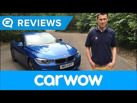 Revue de la BMW Série 4 Coupé 2018   Avis sur Mat Watson