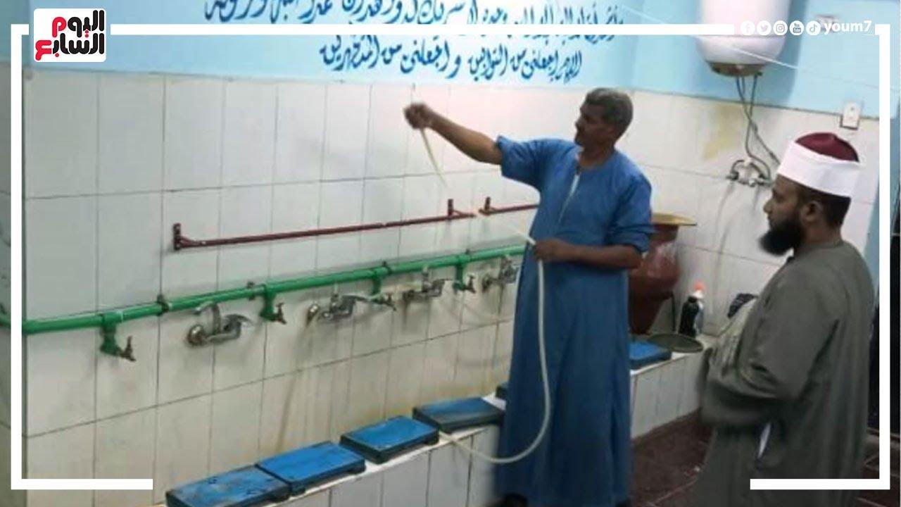 أول صلاة جمعة بمساجد مصر بعد قرار فتح دورات المياه خلال ساعات  - نشر قبل 24 ساعة