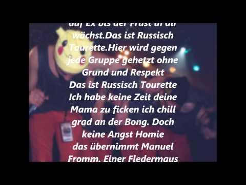 Trailerpark Russisch Tourette lyrics