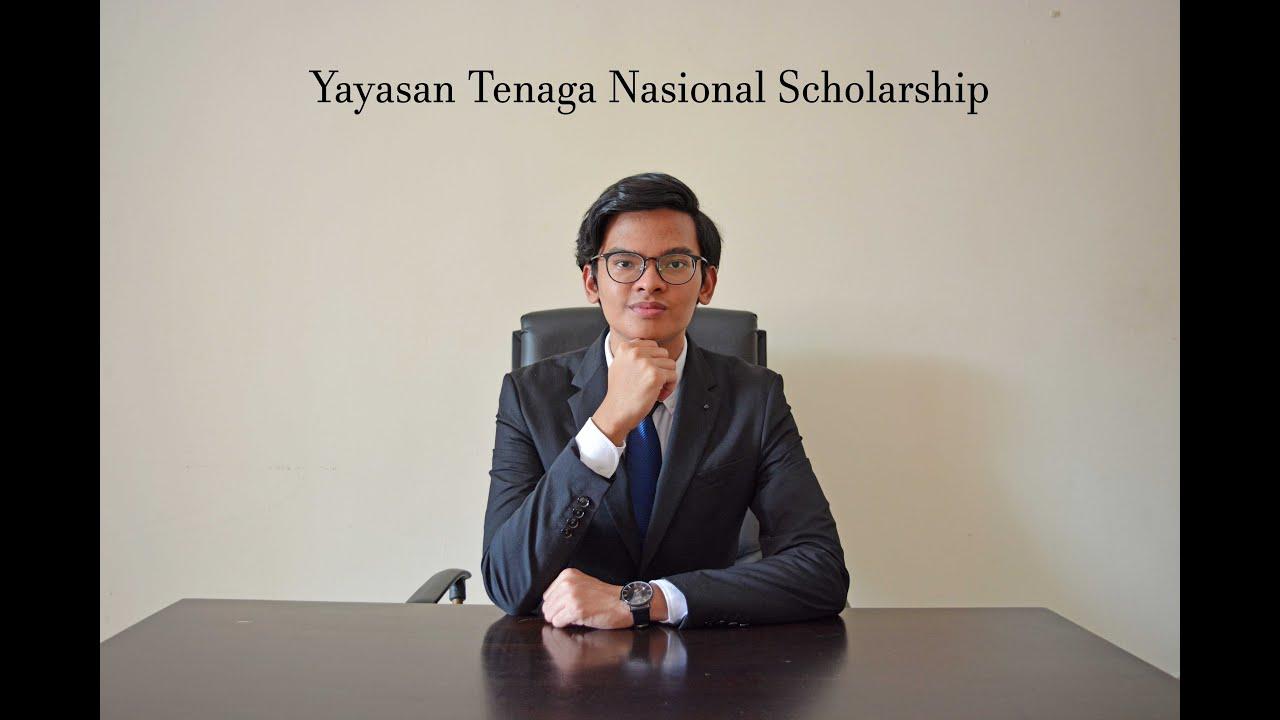 Yayasan Tenaga Nasional Scholarship Isaac Perera Youtube
