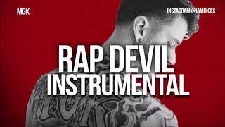 Machine Gun Kelly - Rap Devil (eminem diss) instrumental | ABV (Must Watch)