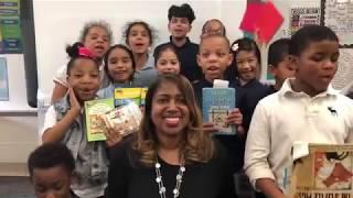 Tenth Anniversary Greetings - Lisa Moore of Rogers Elementary School