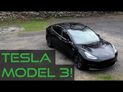 Tesla Model 3 Enthusiast Review!