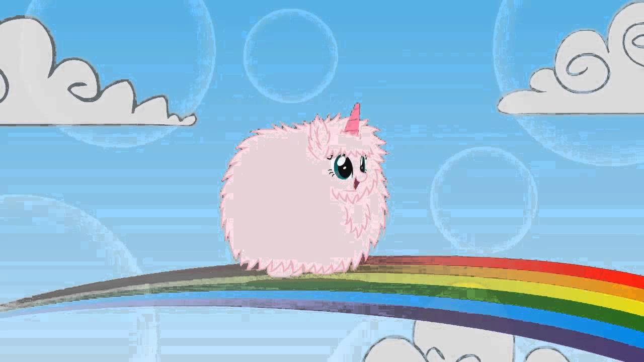 Pink Fluffy Unicorns [1 Hour Loop][HD] - YouTube