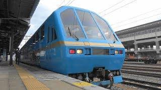 気仙沼駅~仙台駅間 直通臨時快速列車運行(キハ58系 Kenji) Non-stop through rapid train
