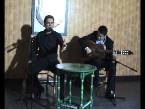 Ardales X Concurso Flamenco Villa de Ardales - Jesús Ponce Cardoso-Juan Moreno-Malagueña.avi