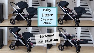 Baby Jogger City Select Double…