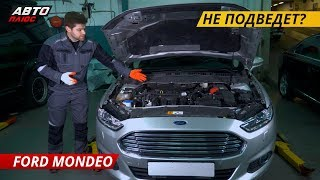 Какие проблемы у Ford Mondeo 5