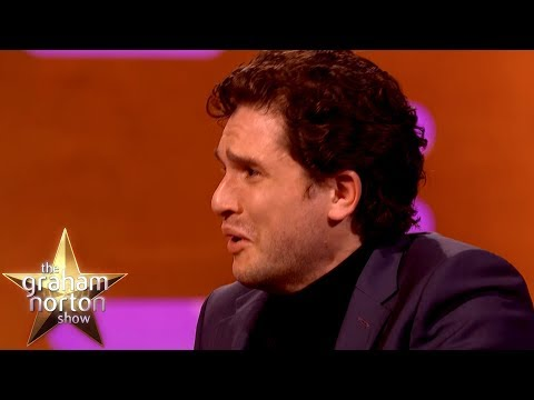 Kit Harington Cried To Fan After He Finished Filming Game of Thrones | The Graham Norton Show