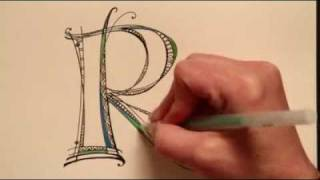 Zenspirations Patterned Monograms with Joanne Fink thumbnail