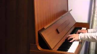 Matsukenのピアノ一発撮り162『ボクノート』(スキマスイッチ) ※映画『ドラえもん~のび太の恐竜2006~』主題歌