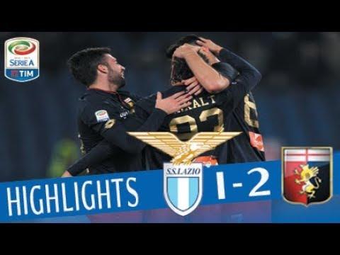 Lazio - Genoa 1-2 - Highlights - Giornata 23 - Serie A TIM 2017/18