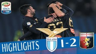 Lazio - Genoa 1-2 - Highlights - Giornata 23 - Serie A TIM 2017/18 streaming