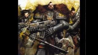Tribute to Space Wolves, vikings of Warhammer 40k