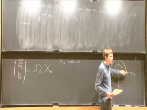 How to Find Periodic Orbits and Exotic Symplectic Manifolds - Mark McLean