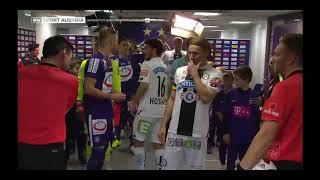 Austria Wien vs Sturm Graz 1:1 | Bundesliga 11.Runde