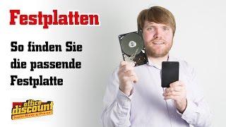 SSD oder HDD: Wo liegt der Unterschied?